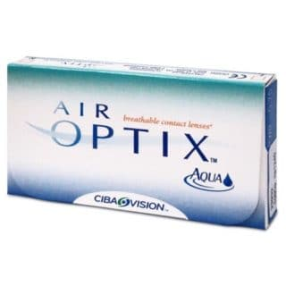 Air optix Aqua (3 шт)