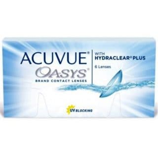 Acuvue oasys with hydraclear Plus (6 шт)