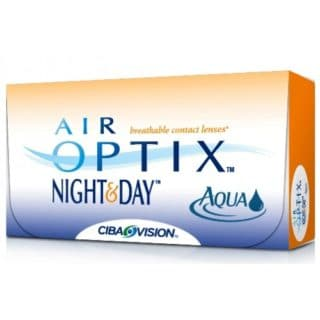 Air Optix Night & Day (3 шт)